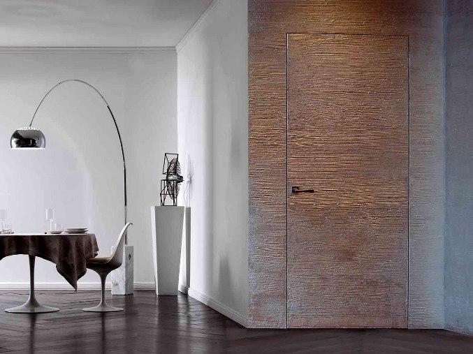 Арт-двери со скрытой коробкой