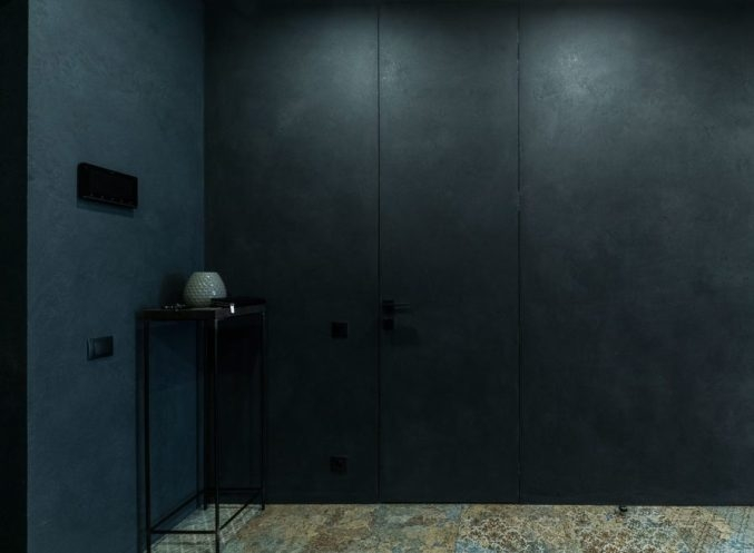 Двери дизайнерские со скрытой коробкой